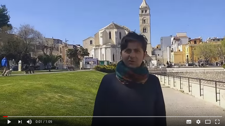 Barletta con Guias de Apulia – Video